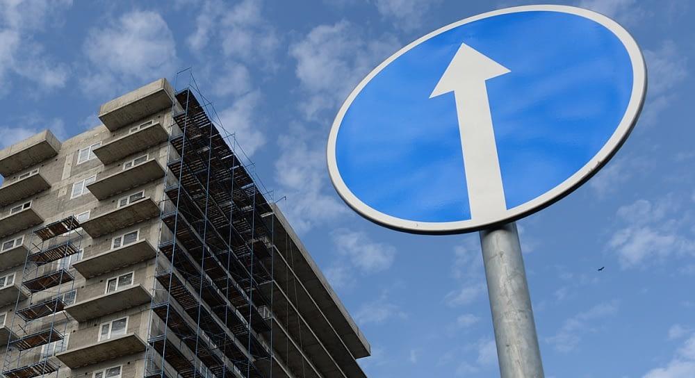 Рост цен на квартиры в новостройках Сочи в ипотеку.